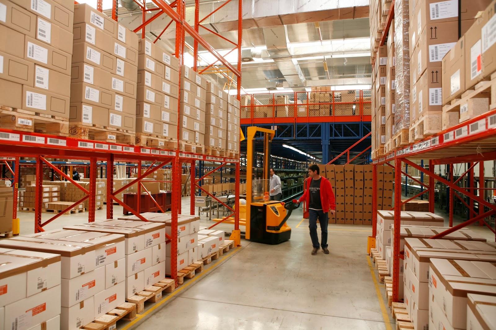 apariencia elegante el más nuevo calidad asombrosa ▷ El sector logístico. Trabajar en almacén. 【TOP 2019 ...