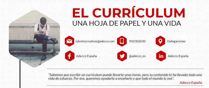 curriculum addeco