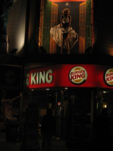 sucursales burger king