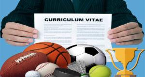 Si eres un atleta en busca de empleo necesitarás de un buen curriculum deportivo.