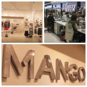 Icono de mango, tienda, almacén