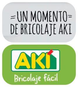 Icono de Aki y lema