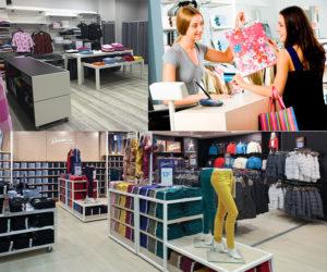 Trabajar en tiendas de ropa es considerado uno de los mejores empleos para comenzar en el ámbito laboral
