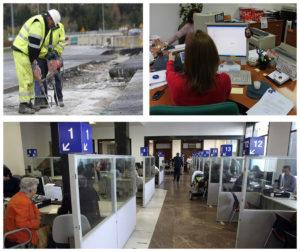 El gobierno español a principio del año ha aprobado más de 1.450 empleos para el sector público