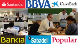 Uno de los empleos mejor pagados de España es el bancario
